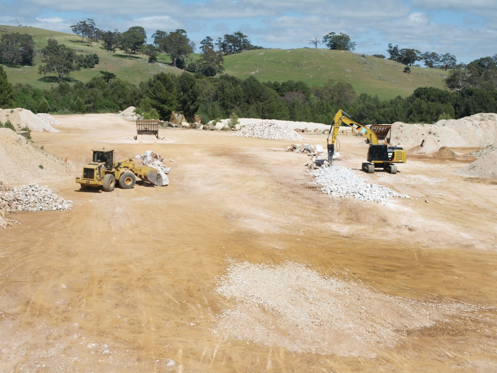 SITE PHOTO: Barossa Quarries