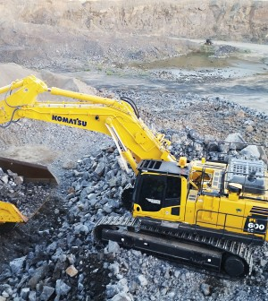 Cover Photo Issue 86 - Conundrum Holdings - Stawell Quarry