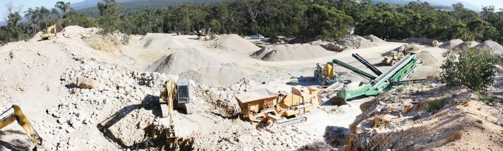 SITE PHOTO: Cann Quarries