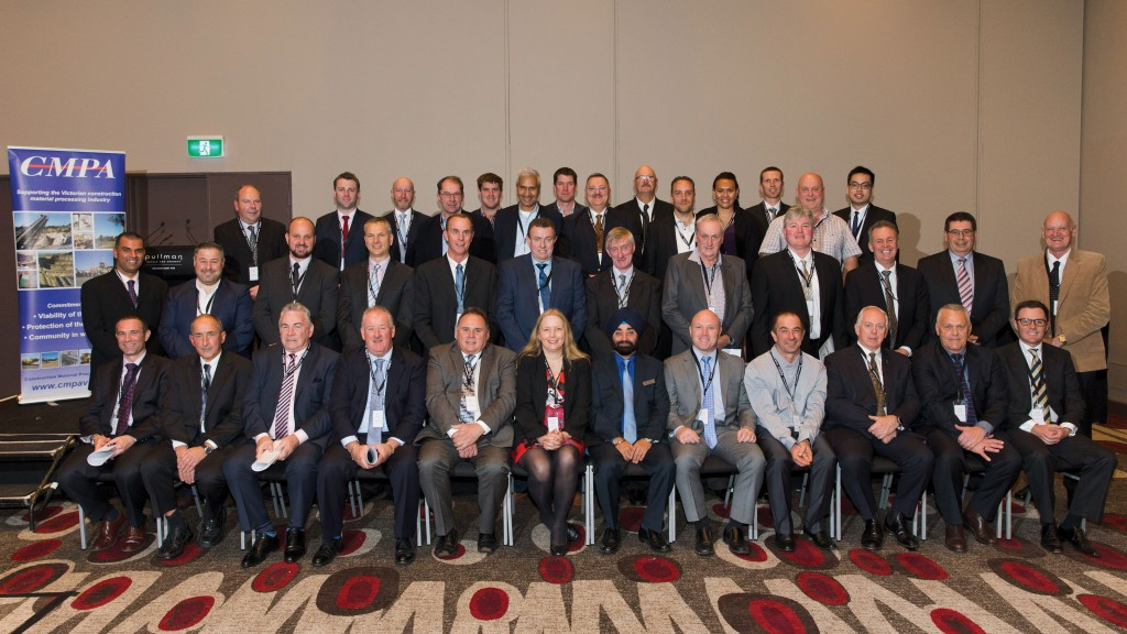 Photo of AGM attendees