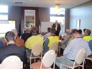 General Meeting of CMPA Members