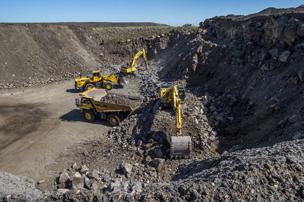 Northern Quarries has become the benchmark for safety, technology and the environment.