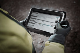 Maintenance information is now available remotely for proactive maintenance through RigScan.