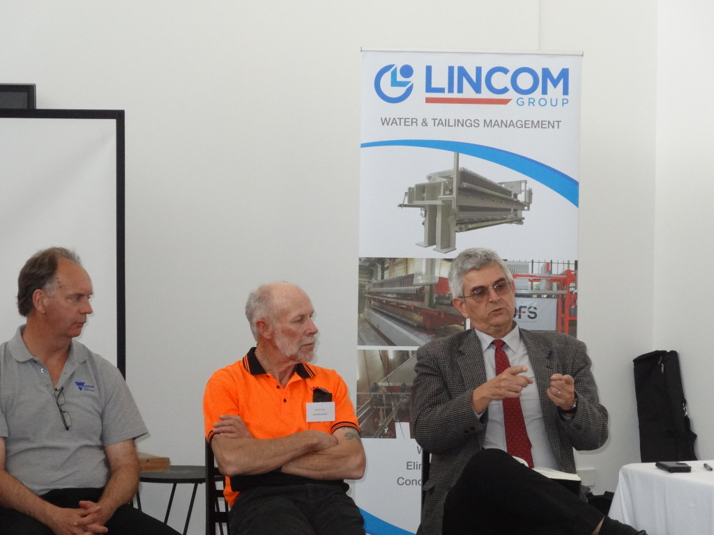 Lincom Group sponsored the Slimes Management Workshop