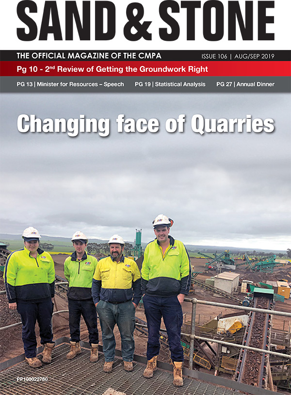 Changing face of Quarries