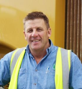 Photo of Steve Falland, Managing Director